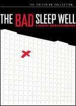 The Bad Sleep Well [Criterion Collection]