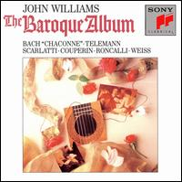 The Baroque Album - John Williams (guitar)