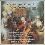 The Baroque Concerto in England