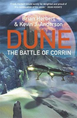 The Battle of Corrin - Herbert, Brian, and Anderson, Kevin J.