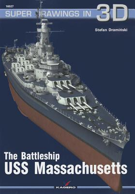 The Battleship USS Massachusetts - Draminski, Stefan