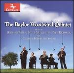 The Baylor Woodwind Quintet Performs Richard Willis, Scott McAllister, Paul Richards & Charles Rochester Young