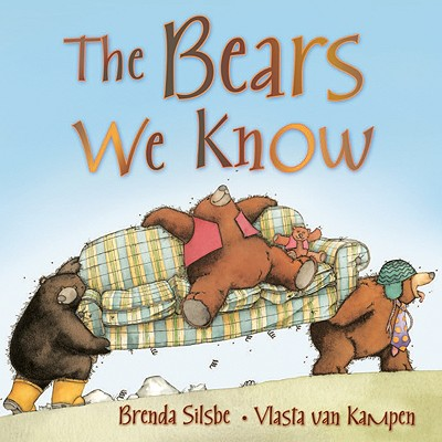 The Bears We Know - Silsbe, Brenda