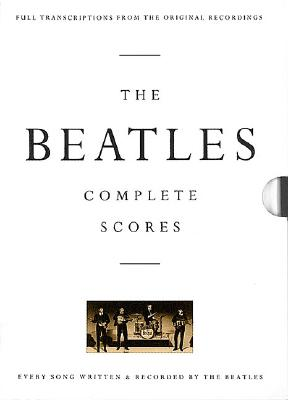 The Beatles - Complete Scores - Hal Leonard Publishing Corporation