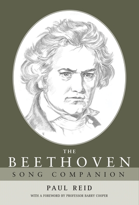 The Beethoven Song Companion - Reid, Paul