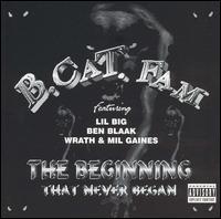 The Beginning That Never Began - B. Cat. Fam