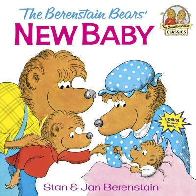 The Berenstain Bears' New Baby - Berenstain, Stan, and Berenstain, Jan