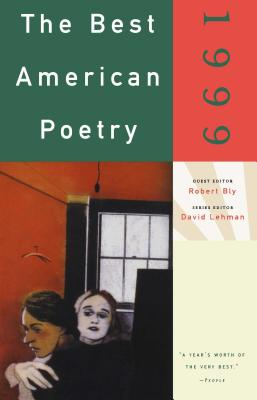 The Best American Poetry - Bly, Robert (Editor)