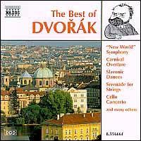 The Best of Dvorák - Balázs Szokolay (piano); Maria Kliegel (cello); Moyzes Quartet