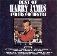 The Best of Harry James [Curb] - Harry James & His Orchestra
