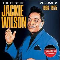 The Best of Jackie Wilson, Vol. 2 1966-1975 [Collectables] - Jackie Wilson
