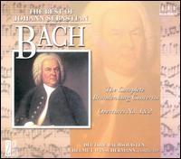 The Best of Johann Sebastian Bach - German Bach Soloists; Helmut Winschermann (conductor)