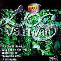 The Best of Los Van Van [Milan] - Los Van Van