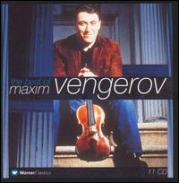 The Best of Maxim Vengerov - Aleksandr Markovich (piano); Alex Klein (oboe); Daniel Barenboim (piano); Itamar Golan (piano); Maxim Vengerov (violin);...