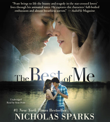 The Best of Me - Sparks, Nicholas, and James, Lloyd (Read by)
