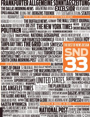 The Best of News Design 33rd Edition - The Society for News Design