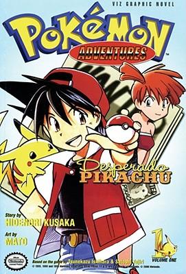 The Best of Pokemon Adventures: Red - Kusaka, Hidenori