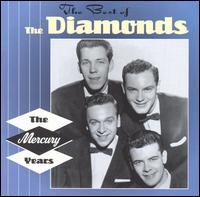 The Best of the Diamonds: The Mercury Years - The Diamonds