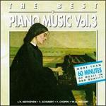 The Best Piano Music, Vol.3