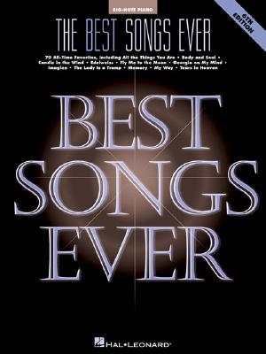 The Best Songs Ever - Hal Leonard Publishing Corporation (Creator)