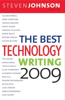The Best Technology Writing - Johnson, Steven (Editor)