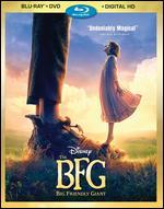 The BFG [Includes Digital Copy] [Blu-ray/DVD] - Steven Spielberg
