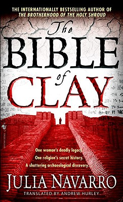 The Bible of Clay - Navarro, Julia
