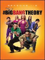 The Big Bang Theory: Seasons 1-5
