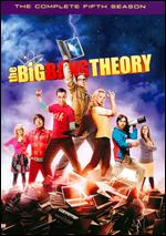 The Big Bang Theory: The Complete Fifth Season [3 Discs] -