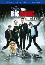 The Big Bang Theory: The Complete Fourth Season [3 Discs] -