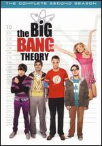 The Big Bang Theory: The Complete Second Season [4 Discs]