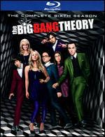 The Big Bang Theory: The Complete Sixth Season [2 Discs] [Blu-ray]