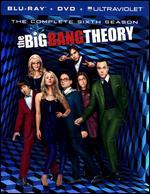 The Big Bang Theory: The Complete Sixth Season [5 Discs] [Blu-ray] -