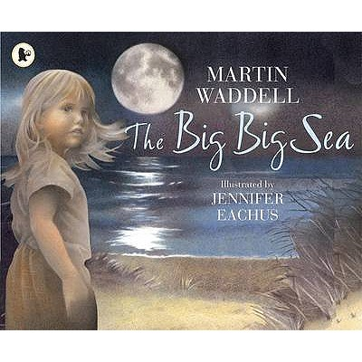 The Big Big Sea - Waddell, Martin