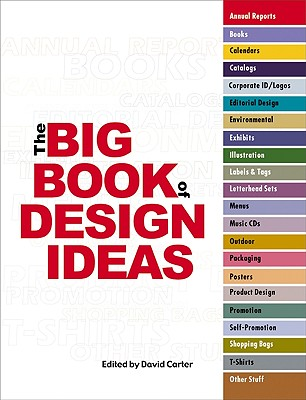 The Big Book of Design Ideas - Carter, David E