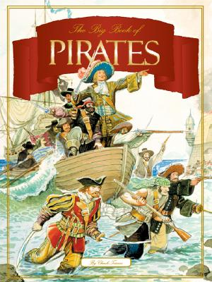 The Big Book of Pirates - Tessaro, Chuck, and Slepkov, Anatoly