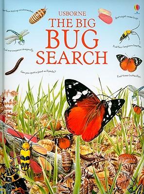The Big Bug Search - Young, Caroline, MPH, and Khanduri, Kamini (Editor), and Dixon, Andy (Designer)