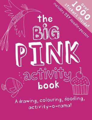 The Big Pink Activity Book -