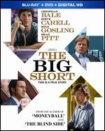 The Big Short [Includes Digital Copy] [Blu-ray/DVD] [2 Discs] - Adam McKay