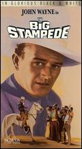 The Big Stampede - Tenny Wright
