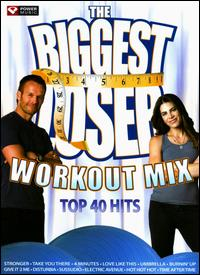 The Biggest Loser Workout Mix: Top 40 Hits - Various Artists