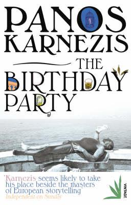 The Birthday Party - Karnezis, Panos
