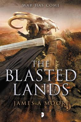 The Blasted Lands - Moore, James A