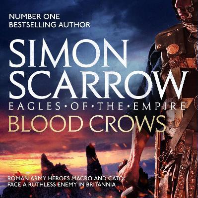 The Blood Crows - Scarrow, Simon
