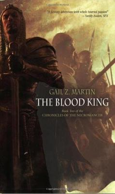 The Blood King - Martin, Gail Z