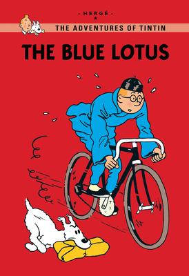 The Blue Lotus - Herge