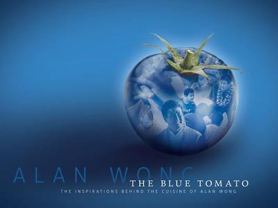 The Blue Tomato: The Inspirations Behind the Cuisine of Alan Wong - Wong, Alan (Photographer), and Murphey, David (Photographer), and Kondo, Yasuo (Photographer)