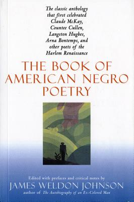 The Book of American Negro Poetry: Revised Edition - Johnson, James Weldon (Editor)