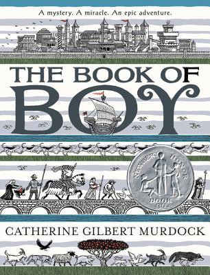 The Book of Boy - Murdock, Catherine Gilbert, Professor