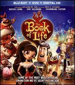 The Book of Life [2 Discs] [Blu-ray/DVD]